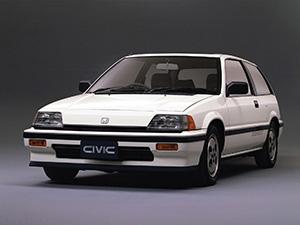 Honda Civic 3 дв. хэтчбек Civic