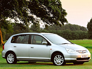 Honda Civic 5 дв. хэтчбек Civic