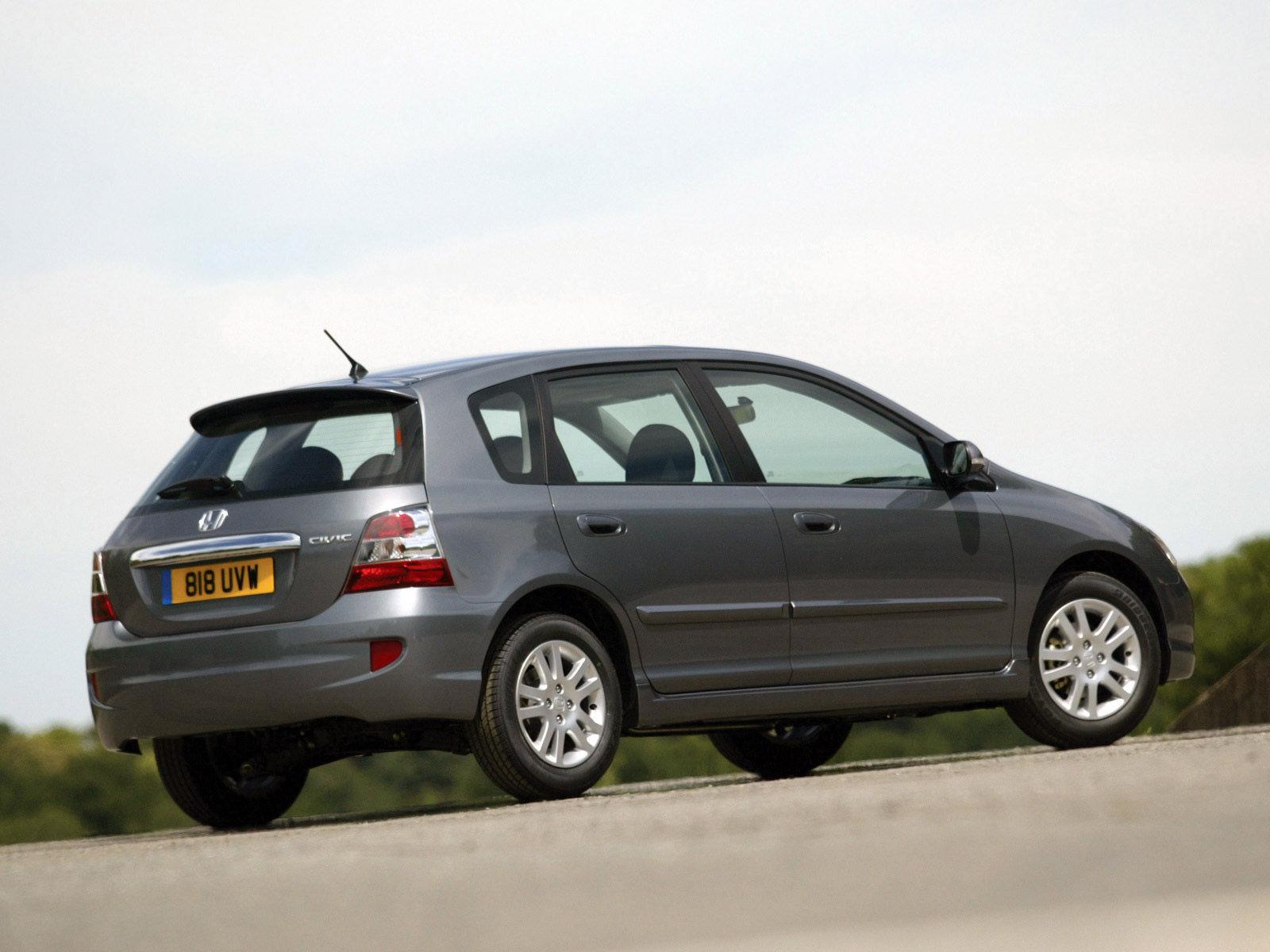 Хонда цивик 2003 фото