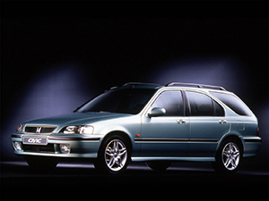 Honda Civic 5 дв. универсал Civic Aero Deck