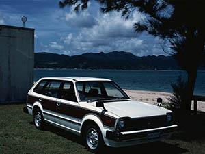 Honda Civic 5 дв. универсал Civic Combi