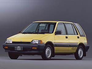 Honda Civic 5 дв. минивэн Civic Shuttle