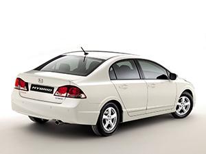 Honda Civic 4 дв. седан Civic