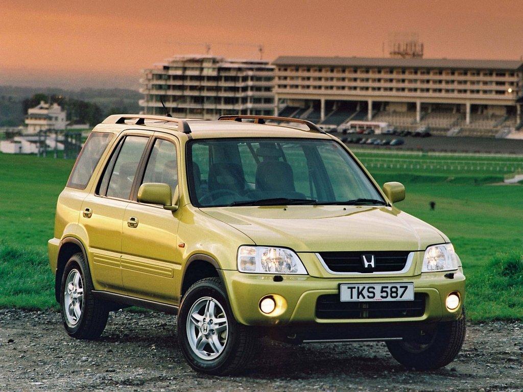 Хонда срв 1999 фото