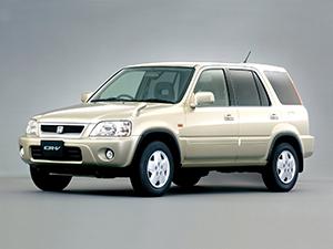 Honda CR-V 5 дв. внедорожник CR-V