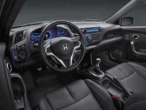 Honda CR-Z 3 дв. купе CR-Z