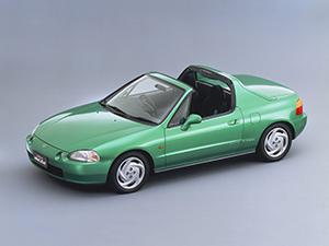 Honda CRX 2 дв. купе CRX