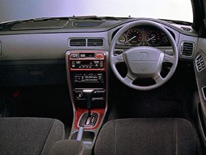 Honda Domani 4 дв. седан Domani