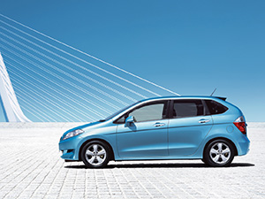 Honda Edix 5 дв. минивэны Edix