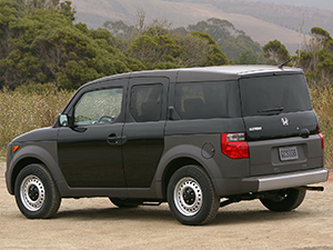 Honda Element 5 дв. внедорожник Element