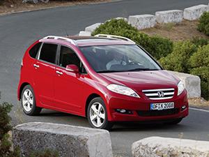 Honda FR-V 5 дв. минивэн FR-V