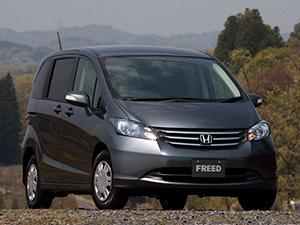 Honda Freed 5 дв. минивэн Freed