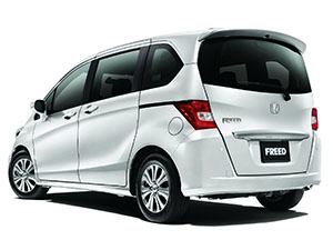 Honda Freed 5 дв. минивэн Freed Hybrid