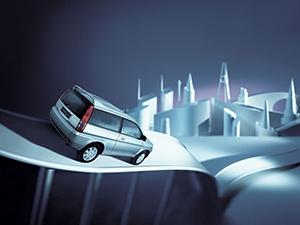Honda HR-V 3 дв. внедорожник HR-V