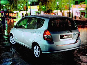 Honda Jazz 5 дв. хэтчбек Jazz