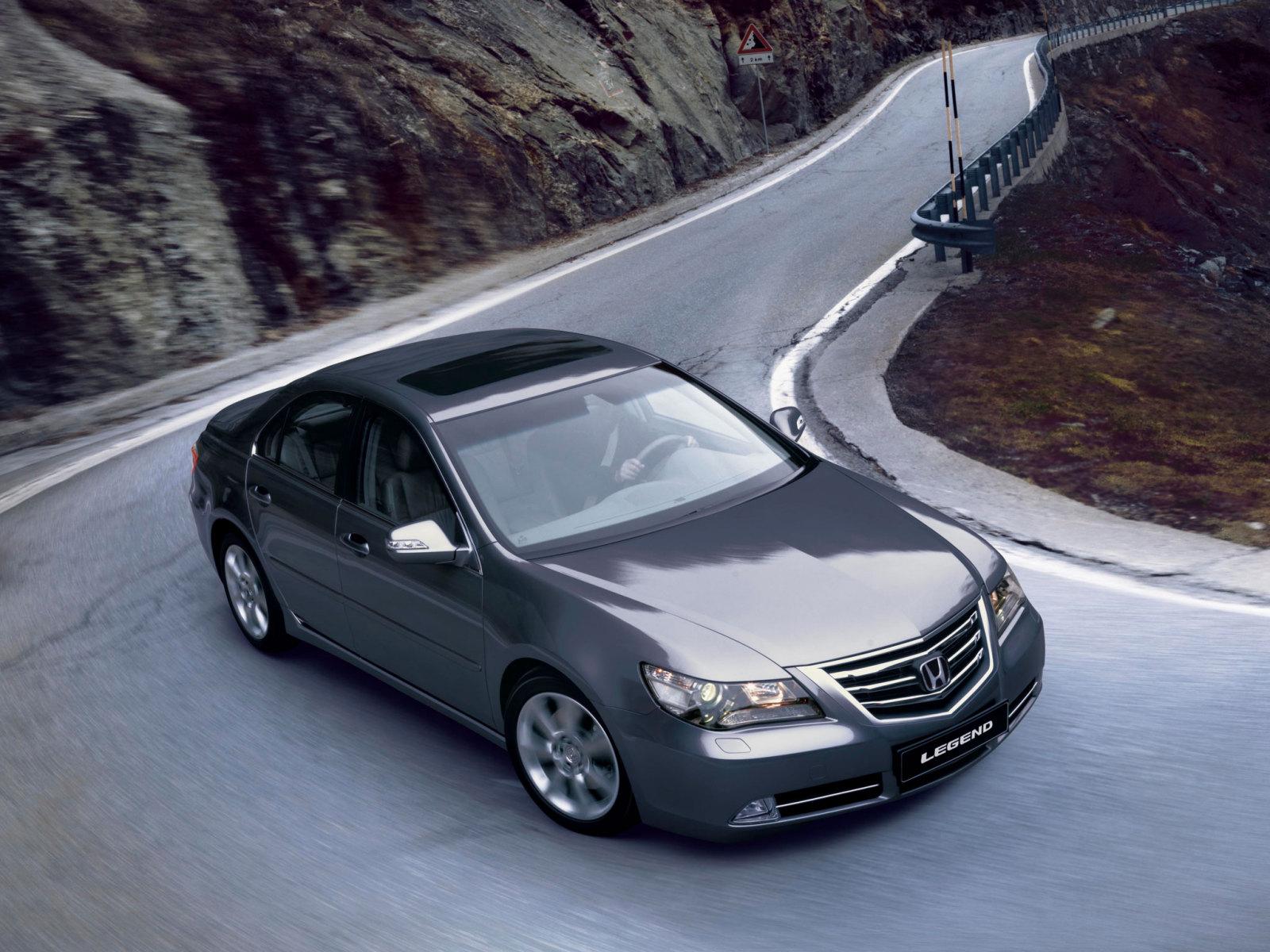 Honda (Хонда) Legend 2008-2010 г.