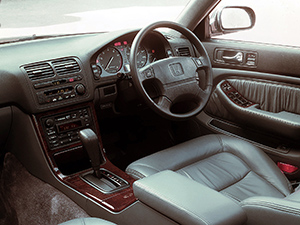 Honda Legend 2 дв. купе Legend Coupe