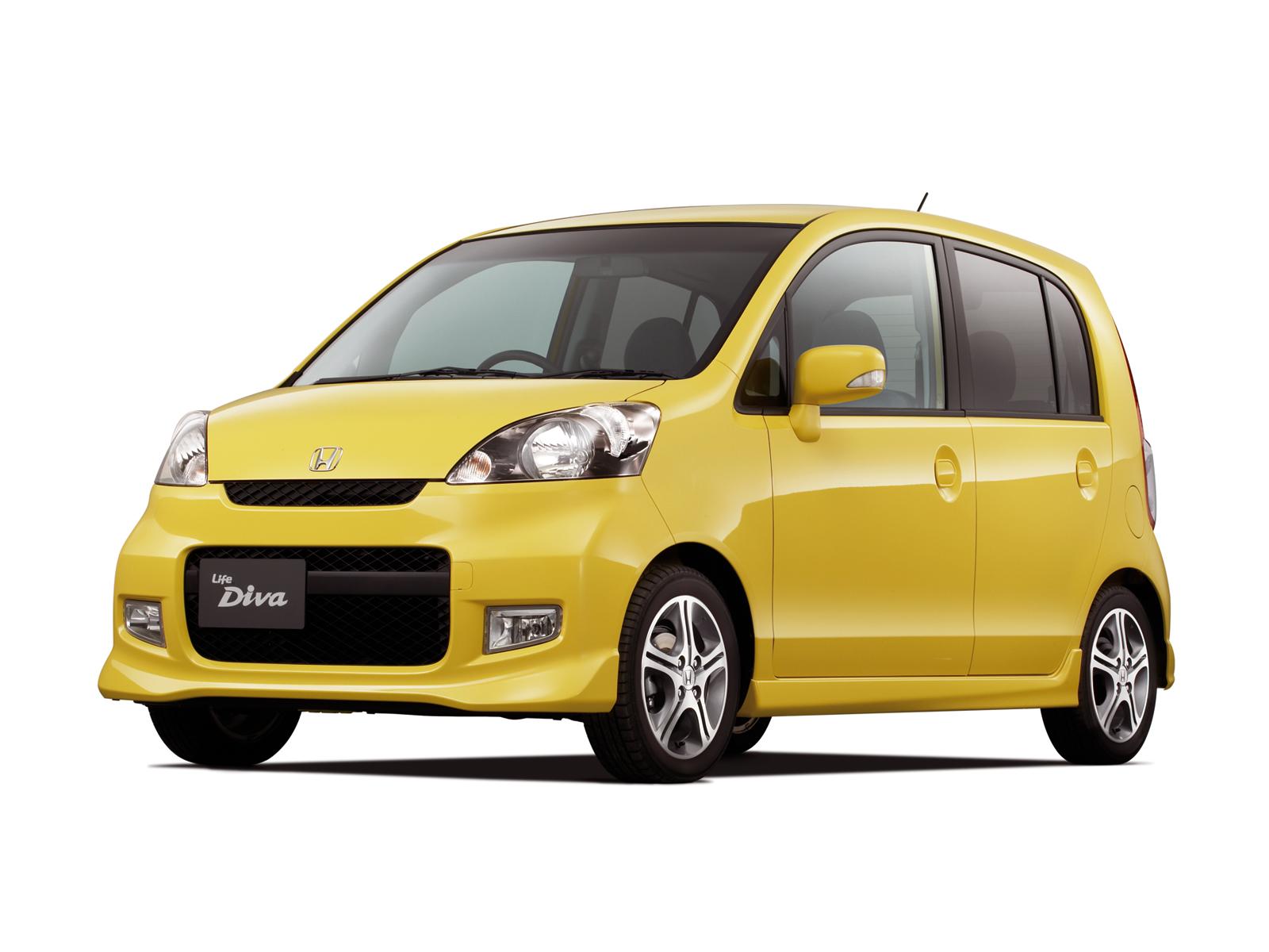 Honda Life 5 дв. минивэн Life