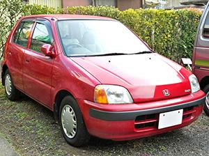 Honda Logo 3 дв. хэтчбек Logo