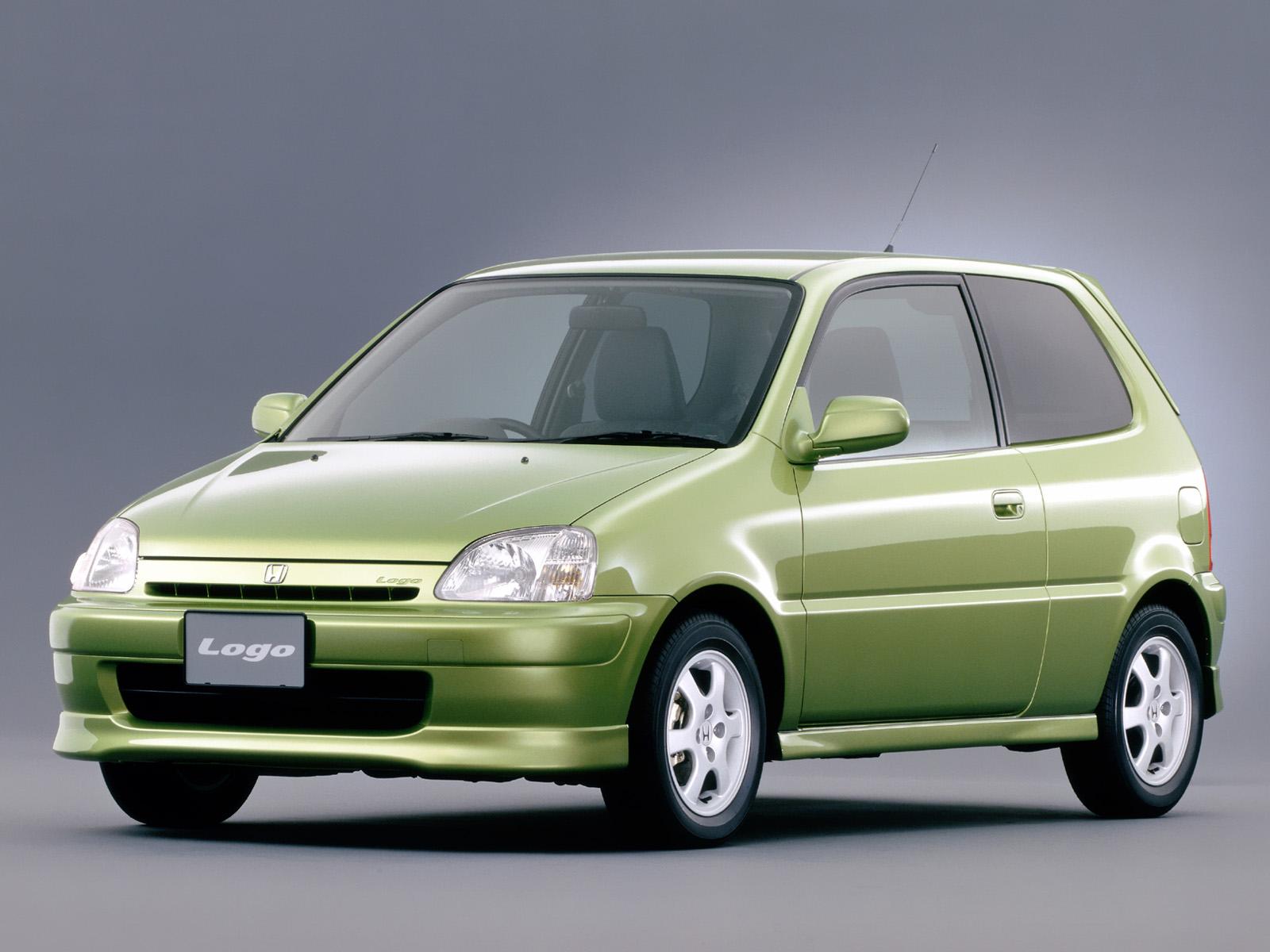 Honda (Хонда) Logo 2000-2002 г.