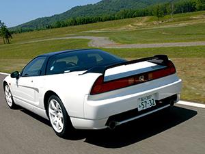 Honda NSX 2 дв. купе NSX