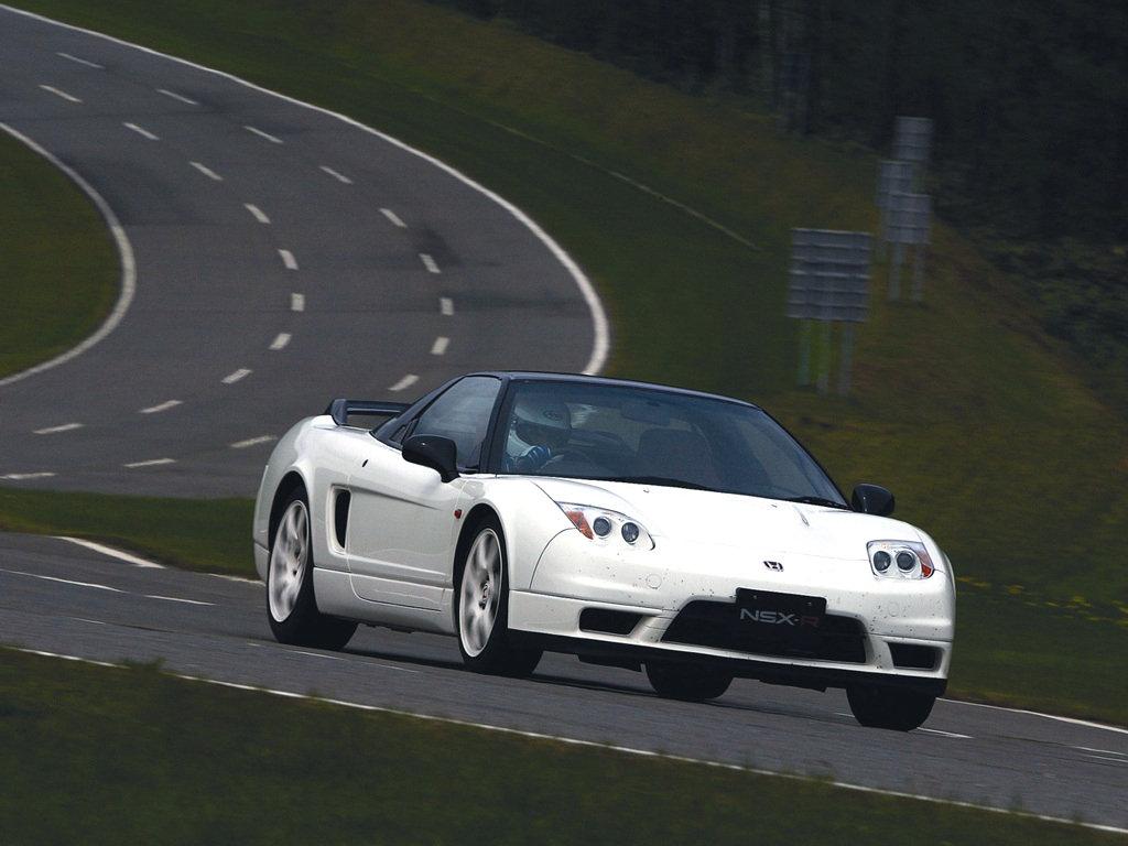 Honda (Хонда) NSX 2002-2005 г.