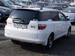 Honda Partner 5 дв. универсал Partner