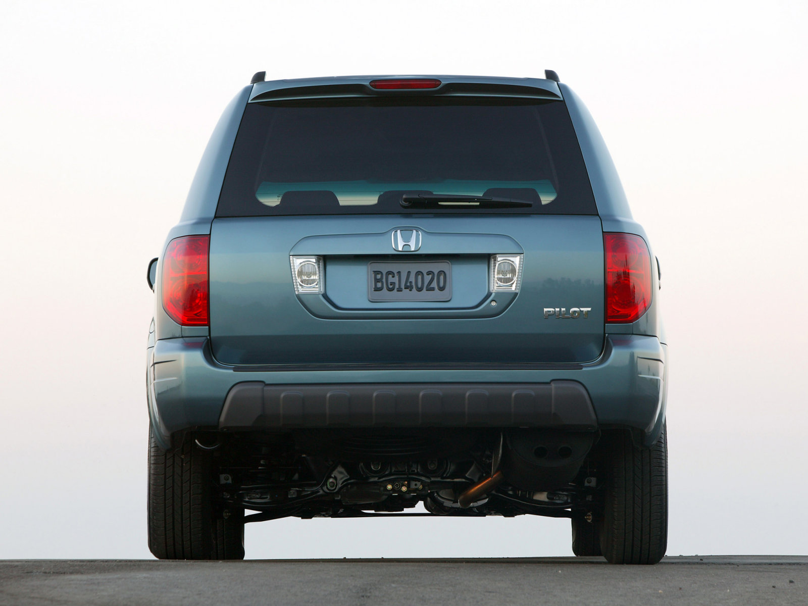 Honda (Хонда) Pilot 2002-2008 г.