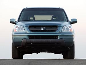 Honda Pilot 5 дв. внедорожник Pilot