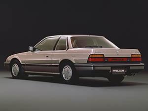 Honda Prelude 2 дв. купе Prelude