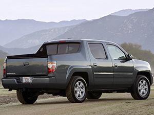 Honda Ridgeline 4 дв. пикап Ridgeline