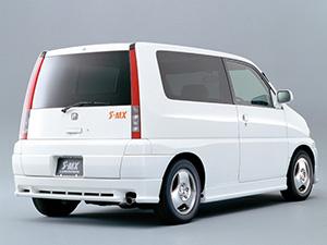 Honda S-MX 4 дв. минивэн S-MX