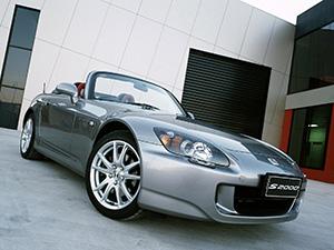 Honda S2000 2 дв. кабриолет S2000