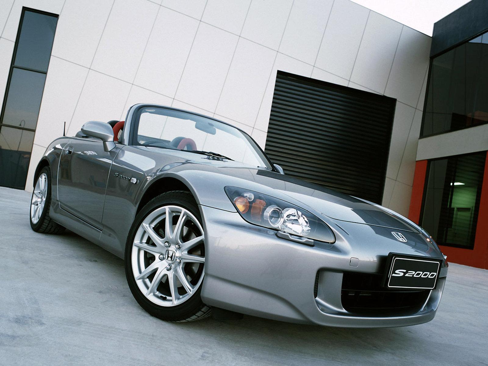 Honda (Хонда) S2000 2004-2009 г.