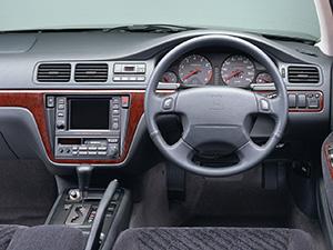 Honda Saber 4 дв. седан Saber