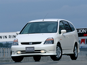 Honda Stream 5 дв. минивэн Stream