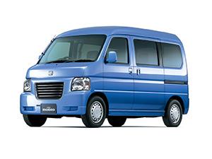 Honda Vamos 5 дв. минивэн Vamos