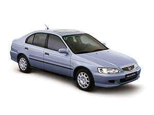 Технические характеристики Honda Accord 2.0TD 1999-2001 г.
