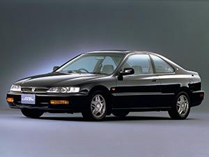 Accord Coupe с 1996 по 1998