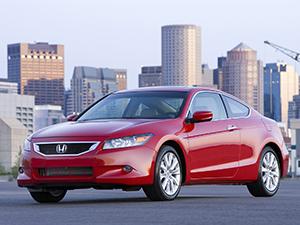 Технические характеристики Honda Accord Coupe