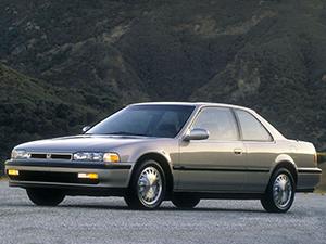 Accord Coupe (CC1) с 1990 по 1993
