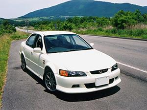 Технические характеристики Honda Accord 2.3i 2001-2003 г.