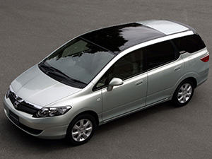 Технические характеристики Honda Airwave