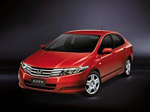 Технические характеристики Honda City