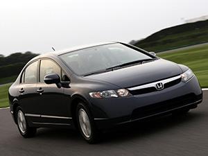 Технические характеристики Honda Civic 1.8 2006-2008 г.