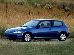 Технические характеристики Honda Civic 1.3 DXi 1991-1996 г.