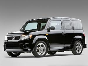 Технические характеристики Honda Element