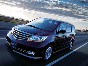 Технические характеристики Honda Elysion
