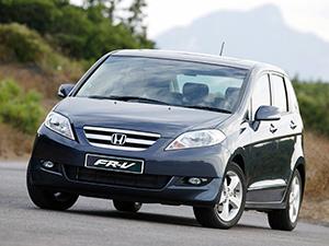 Технические характеристики Honda FR-V