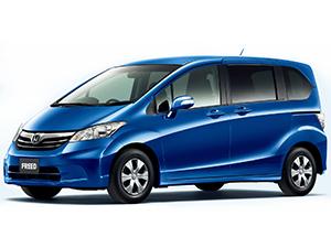 Технические характеристики Honda Freed
